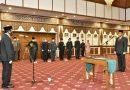 Sudirman Resmi Menjabat Sekda Provinsi Jambi