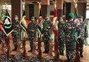 Kasad Rotasi Pimpinan Jabatan Penting Sekaligus Terima Laporan Kenaikan Pangkat Perwira Tinggi TNI AD-