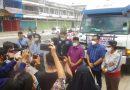 Diresmikan Wakil Wali Kota Jambi, ACT Resmi Salurkan 1 Truk Kontainer Bantuan Sembako ke Korban Gempa Sulsel