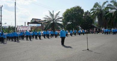 Sebanyak 101 Atlet Jambi Dilepas Gubernur Jambi untuk PON XX Papua