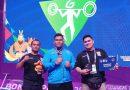 Lifter Reza Persembahkan Perak Kesepuluh Jambi